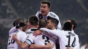 Юве измъкна дербито с Торино с помощта на дузпа (видео)