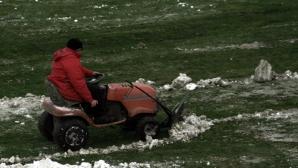Само три стадиона в България имат отоплителна система - два от тях са в столицата