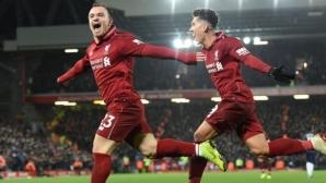 Ливърпул - Манчестър Юнайтед 1:0 (гледайте тук)
