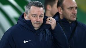 Славиша Стоянович остава треньор на Левски