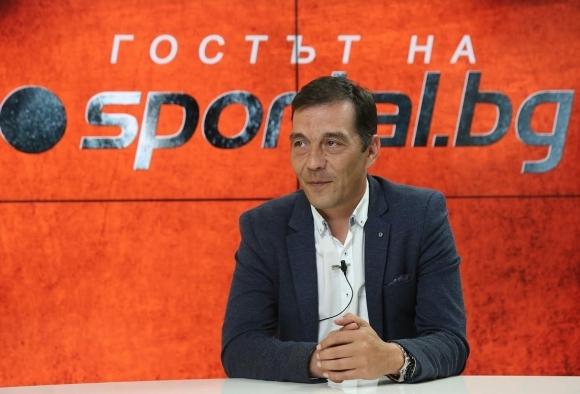 Петричев: Лудогорец работи добре в условията на силен шум