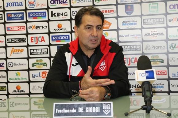 Фефе Де Джорджи е новият наставник на Лубе