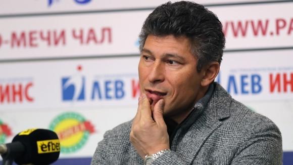 Балъков: Уж това е най-недобре играещият Лудогорец, а има 6 точки преднина пред втория