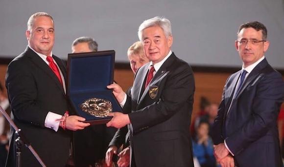 Слави Бинев начело на таекуондо в Европейския съюз