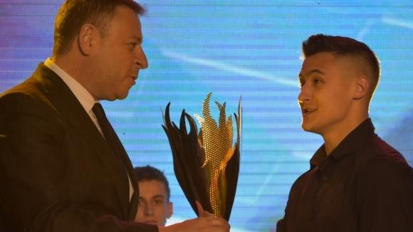 Гимнастик е спортист на годината в Благоевград
