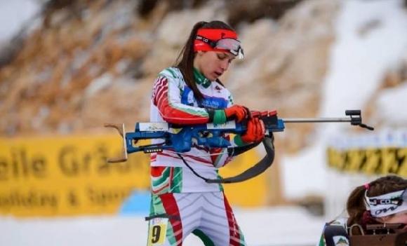 Тодорова завърши на 10-о място на 15 километра за Купата на ИБУ