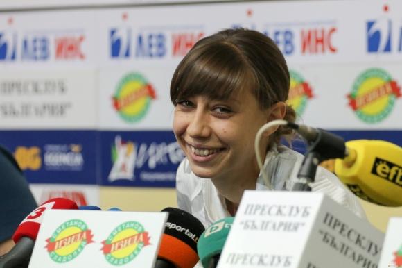 Мирела Демирева е Спортист номер 1 на Стара Загора за 2018 година