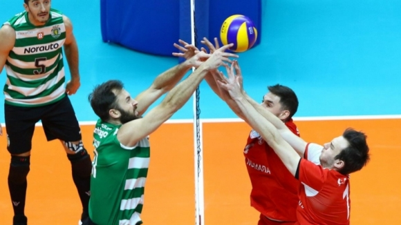 Георги Сеганов спечели дербито в Европа с Николай Николов и Тодор Алексиев