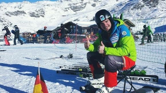 Чонгаров завърши 50-и в квалификациите на старт от СК по ски-крос в Италия