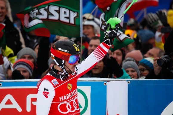 Хиршер стана най-успешният австриец за всички времена