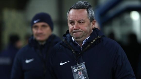 Стоянович: Оставам твърдо в Левски