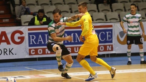 Железарец (Скопие) спечели турнира по футзал, сборен отбор на Левски завърши трети
