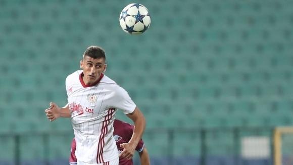 Александър Дюлгеров вече не е футболист на ЦСКА-София