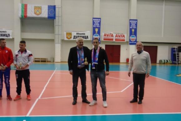 Александър Близнаков е футболист на годината в Дупница