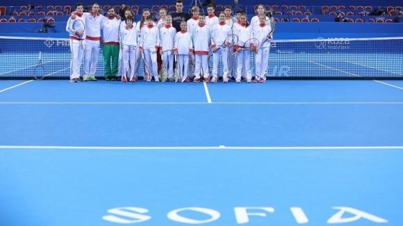 Хубав жест към младите таланти в българския тенис