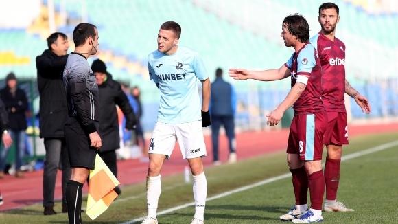 Арда преговаря с основен футболист на Дунав