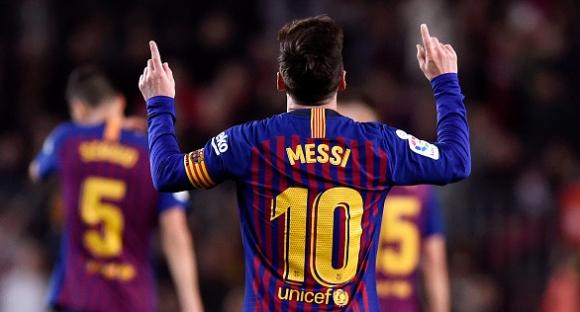 Това се казва мощ! Барселона има над 100 гола в Ла Лига през 2018 година