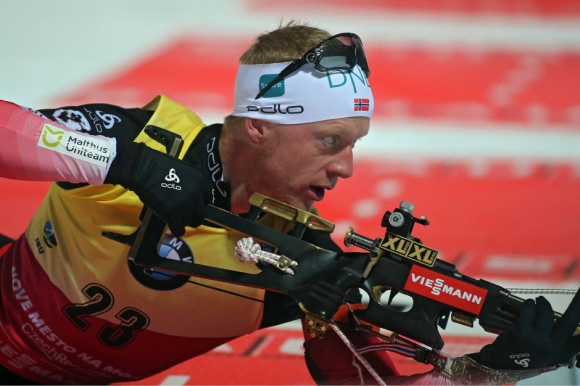 Йоханес Тингес Бьо с трета поредна победа в Нове место