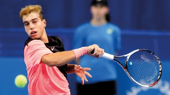 Адриан Андреев ще играе тенис в Paradise Center на 26 декември