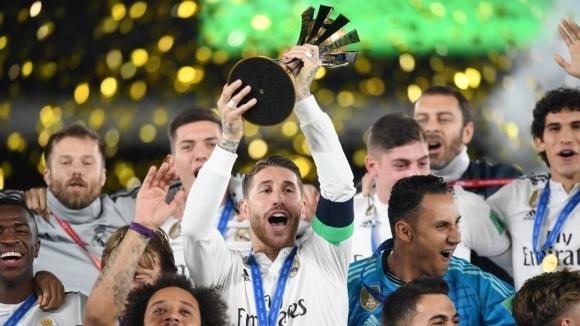 Европа поведе сериозно на Южна Америка във футбола