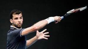 Без промяна за Григор Димитров и Димитър Кузманов в световната ранглиста