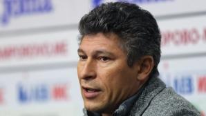 Балъков: В този отбор виждам голям потенциал (видео)