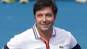 """Грожан е новият капитан на Франция за """"Купа Дейвис"""""""