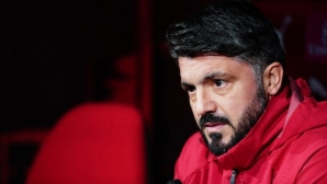 Гатузо: Загубата в Атина е белег за Милан