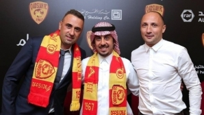 Ивайло Петев с нов успех в Саудитска Арабия