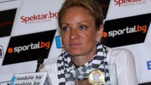 Легендарната Мария Гроздева: Олимпийска квота или се отказвам!