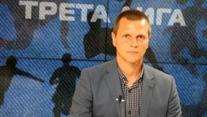 Боби Караматев пред Sportal.bg: Поздравявам момчетата, никой не очакваше такъв полусезон