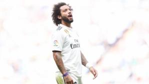 Марсело: Не аз решавам дали Моуриньо да се върне в Мадрид
