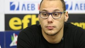 Треньорът Николай Вакареев прогнозира трудности на Антъни в САЩ