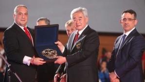Слави Бинев оглави таекуондото в Европейския съюз