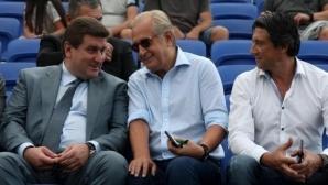 """Тръст """"Синя България"""" скочи на Русев: Не може да се справи с управлението на клуба"""