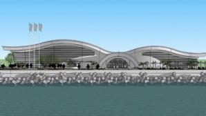 Уникален спортен комплекс с форма на чайка ще бъде изграден в Поморие