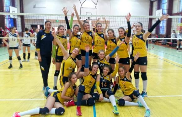 Марица ще участва с два отбора на коледен турнир в Гърция