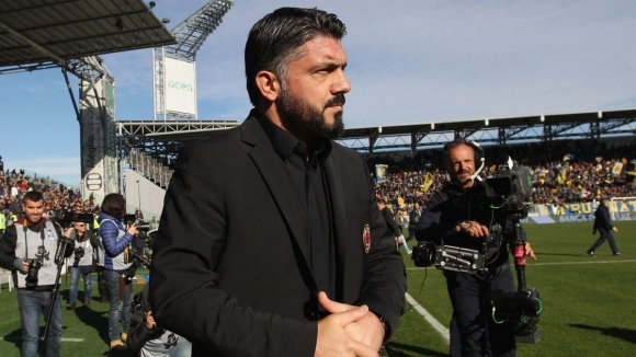 Гатузо: Подарихме първото полувреме на Фрозиноне, няма спокойствие в отбора ни