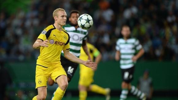 Официално: Дортмунд върна Роде във Франкфурт
