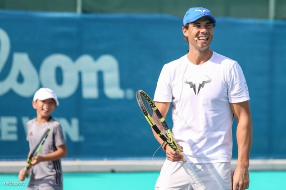Кевин Андерсън победи Надал на демонстративен турнир в Абу Даби
