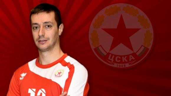 Мартин Божилов: Всички в ЦСКА изгаряме от желание да спечелим титлата