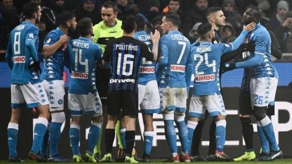 Президентът на Италианската футболна федерация подкрепи Паоло Мацолени