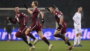 Класика за Торино срещу Емполи (видео)