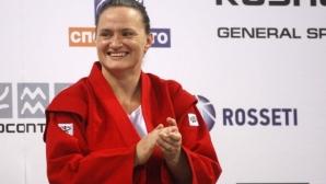 Мария Оряшкова посрещна Коледа като №1 в световната ранглиста