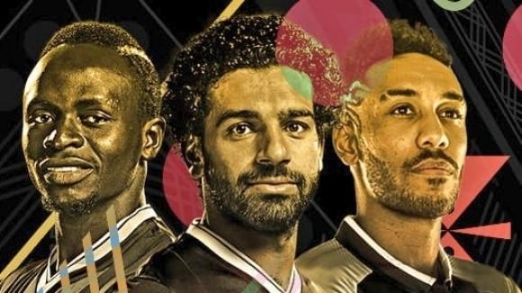 Обамеянг, Мане и Салах са финалистите в класацията за най-добър футболист на Африка за 2018 година
