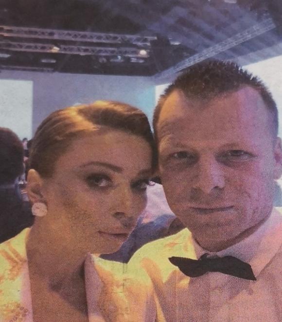 Топузаков се събра с жена си