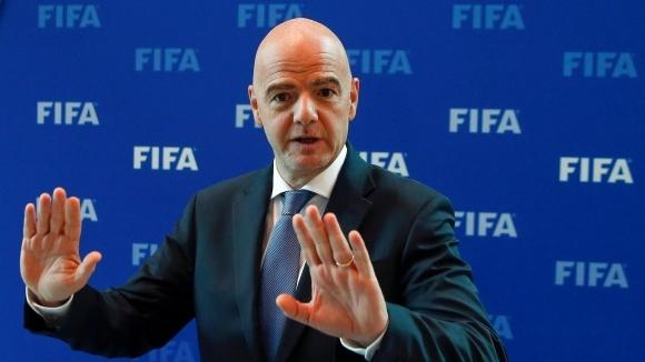 Инфантино: Длъжни сме да увеличим отборите за Катар 2022, ако е възможно