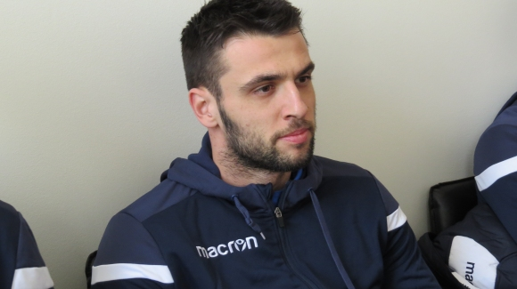 Тодор Вълчев вече е състезател на Монтана (снимки)