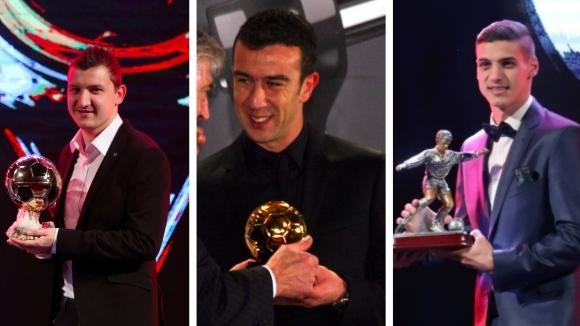 "От близо 20 години не се е случвало подобно нещо на ""Футболист на годината"""
