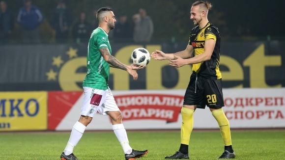 Стивън Петков се раздели емоционално с феновете на Ботев (Пд)